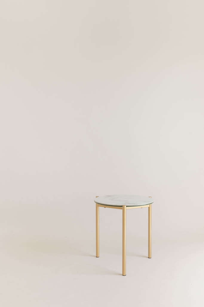 Marble Table Side-5745