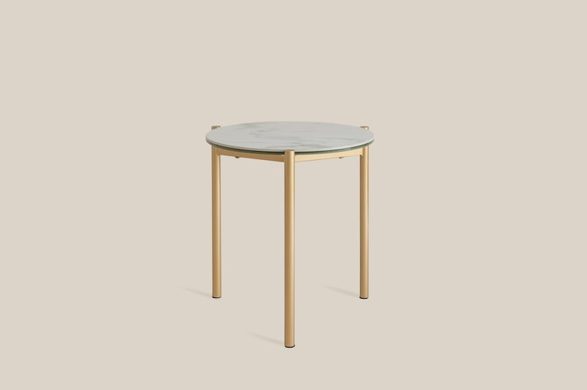 Marble Table Side-6006