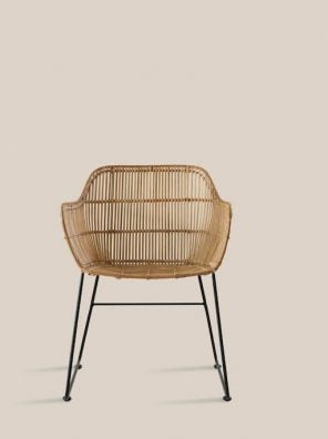 Zagreb Rattan Chair-0