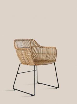 Zagreb Rattan Chair-5935