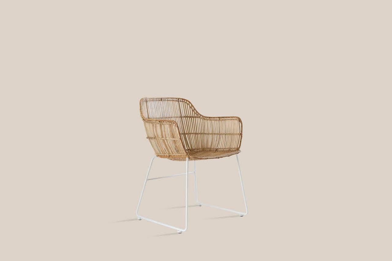 Zagreb Rattan Chair-6195