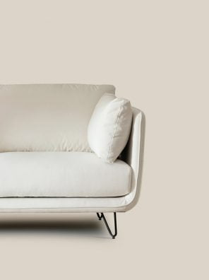 Munich Sofa White-6293