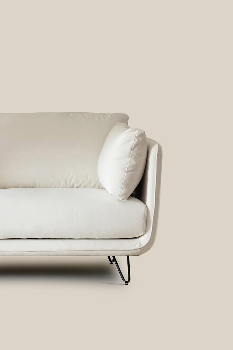 Munich Sofa White-6293
