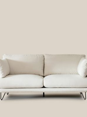 Munich Sofa White-6294