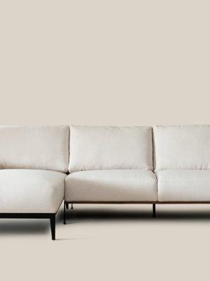 Rotterdam Sofa Ivory-6297